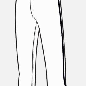 Warriors Extra Pants – Full Length