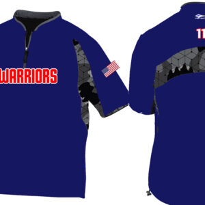 Warriors Baseball Cage Jacket