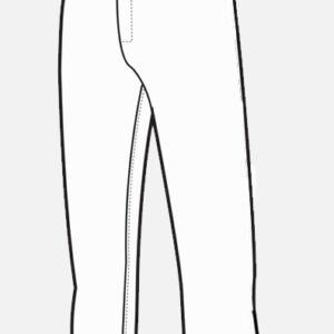 10U Raptors – Full Length Baseball Pants